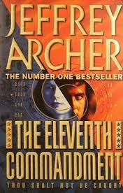 The Eleventh Commandment-Jeffrey Archer book