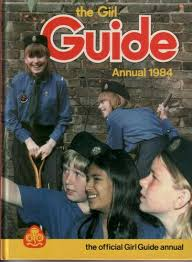 The Girl Guide Annual 1984 book