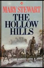 The Hollow Hills-Mary Stewart book