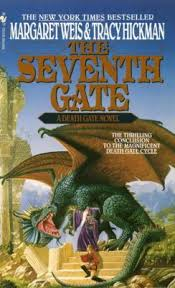 The Seventh Gate-Margaret Weis & Tracy Hickman book