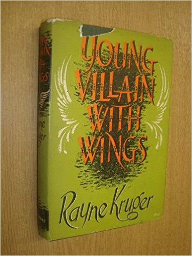 Young Villain With Wings-Rayne Kruger book
