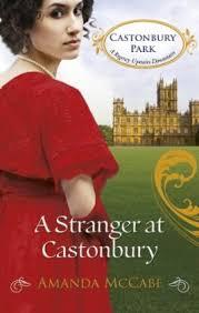 A Stranger At Castonbury - Amanda McGabe BOOK
