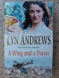 A Wing And A Prayer - Lyn Andrews BOOK