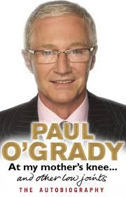 At My Mother's Knee-Paul O'Grady book