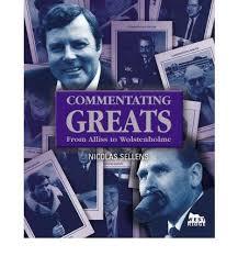 Commentating Greats-Nicolas Sellens book