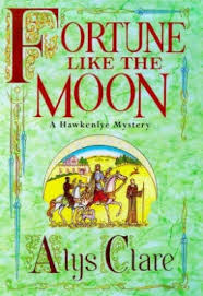 Fortune Like the Moon-Alys Clare book