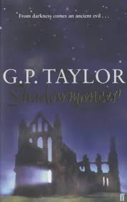 SHADOWMANCER - G.P. TAYLOR BOOK