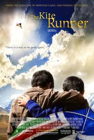 THE KITE RUNNER - KHALED HOSSEINI book