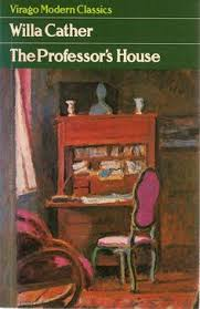 The Professor's House-Willa Cather book