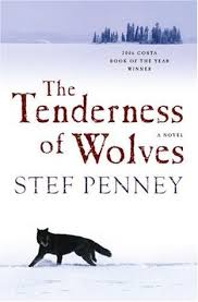 The Tenderness Of Wolves - Stef Penney book