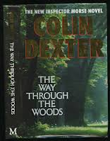 The Way Through The Woods - Colin Dexter book