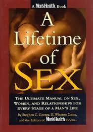 A Lifetime of Sex-Stephen C. George & K. Winston Caine book