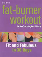 Fat-burner Workout-Chrissie Gallagher-Mundy book