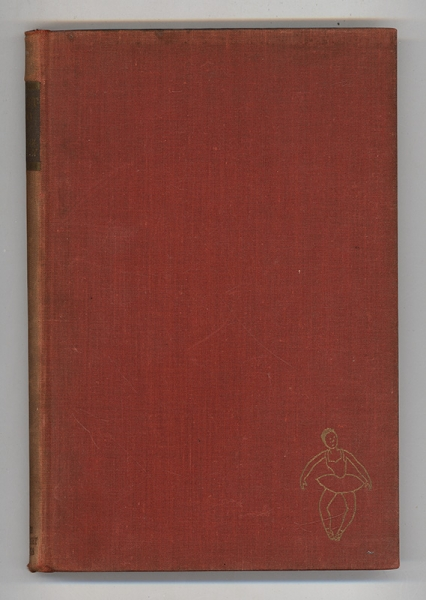 In The Wake Of Diaghilev Autobiography 2 - Richard Buckle book
