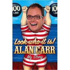 Look Who It Is ! - Alan Carr book
