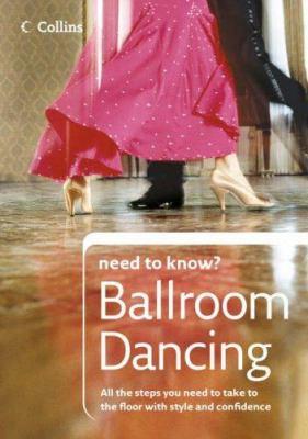 Need to Know Ballroom Dancing-Lyndon wainwright with Lynda King book