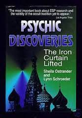 Psychic Discoveries The Iron Curtain Lifted-Sheila Ostrander & Lynn Schroederbook