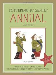 Tottering-By-Gently Annual - Annie Tempest book