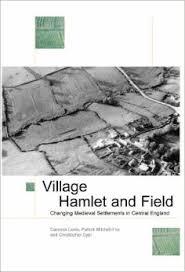 Village Hamlet & Field-Carenza Lewis book