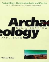 archaeology-colin-renfrew-paul-bahn book