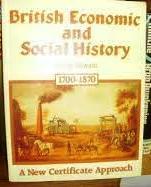 british-economic-social-history-1700-1870-philip-sauvain-1700 book