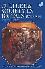 Culture & Society In Britain 1850-1890 - J.M.Golby book