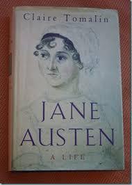 jane-austen-a-life-claire-tomalin book