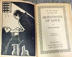 questions-of-love-giovanni-boccaccio book