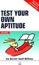 Test Your Own Aptitude - Jim Barrett And Geoff Williams book