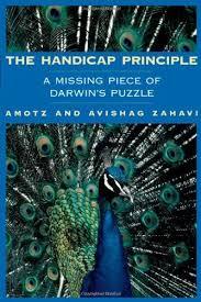 the-handicap-principle-the-missing-piece-of-darwins-puzzle-amotz-avishag-zahavi book