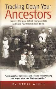 tracking-down-your-ancestors-dr-harry-alder book