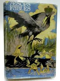 aesops-fables-illustrated-by-charles-folkard book
