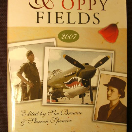 Poppy Fields 2007-Sue Browne & Sharon Spencer book