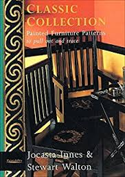 classic-collection-painted-furnature-patterns-to-pull-out-trace-jocasta-innes-stewart-walton book