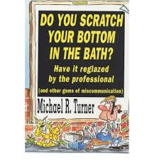 do-you-scratch-your-bottom-in-the-bath-michael-r-turner book