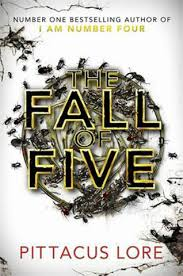 the-fall-of-five-pittacus-lore book