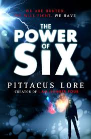 the-power-of-six-pittacus-lore book