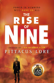 the-rise-of-nine-pittacus-lore book