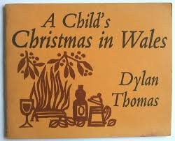 A Child`s Christmas In Wales - Dylan Thomas book