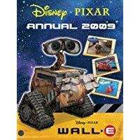Disney Pixar Annual 2009-Jayne Keskeys book
