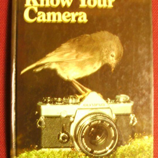 Know Your Camera-John Johns book