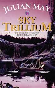 Sky Trillium-Julian May book