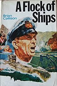 A Flock Of Ships - Brian Callison book