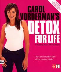 Carol Vorderman's Detox for Life-Anita Bean book