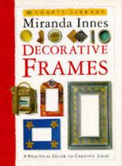 Decorative Frames-Miranda Innes book