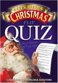Let`s Have A Christmas Flip Quiz book