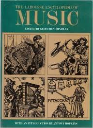 The Larousse Encyclopedia of Music-Geoffrey Hindley book