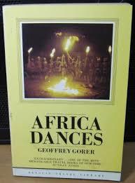 Africa Dances - Geoffrey Gorer - book