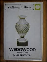 Collector's Pieces Wedgwood Jasper Ware-John Bedford book