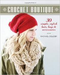 Crochet Boutique-Rachael Oglesby book